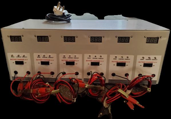 Automatic Battery Charging Station | Autoronica | Battery Charging Stat manufacturer in Panchkula, Battery Charging dealer in Panchkula, Battery charging Station manufacturer in Chandigarh, Battery charging Station dealer in Chand - GLK3421