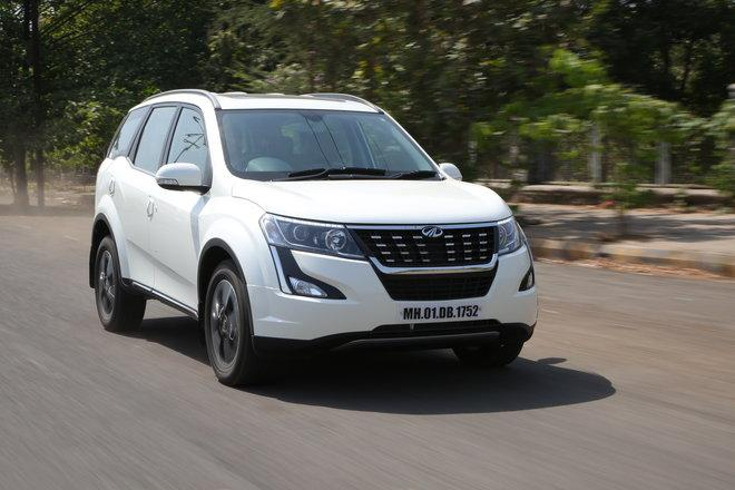 Mahindra XUV 6+1 A/C  Rs.3,000/-* | GetMyCabs +91 9008644559 | Mahindra XUV for Outstation From Bangalore - GLK1007