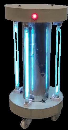 UV-C Disinfection System   Autoronica   UV-C Disinfection System manufacturer in Panchkula, UV-C Disinfection System dealer in Panchkula, UV-C Disinfection System manufacturer in Chandigarh, UV-C Disinfection n Shimla - GLK3441