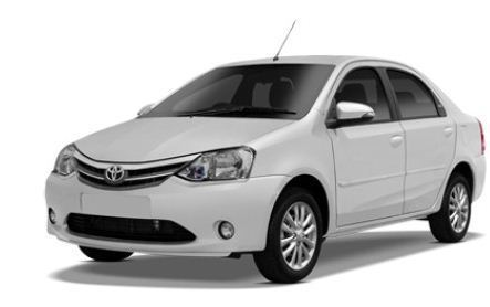 Etios A/C 4+1 A/C  Rs.1,700/-* | GetMyCabs +91 9008644559 | Etios for outstation in bangalore - GLK1010