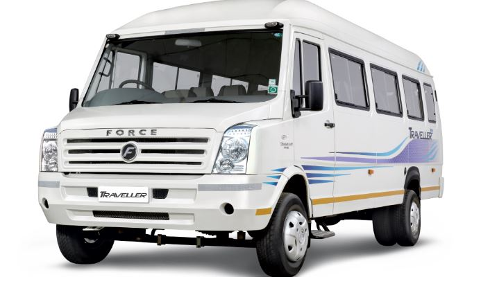 Tempo Traveler 12+1 Non-A/C  Rs.4,850/-* | GetMyCabs +91 9008644559 | Tempo Travelers In Bangalore - GLK977