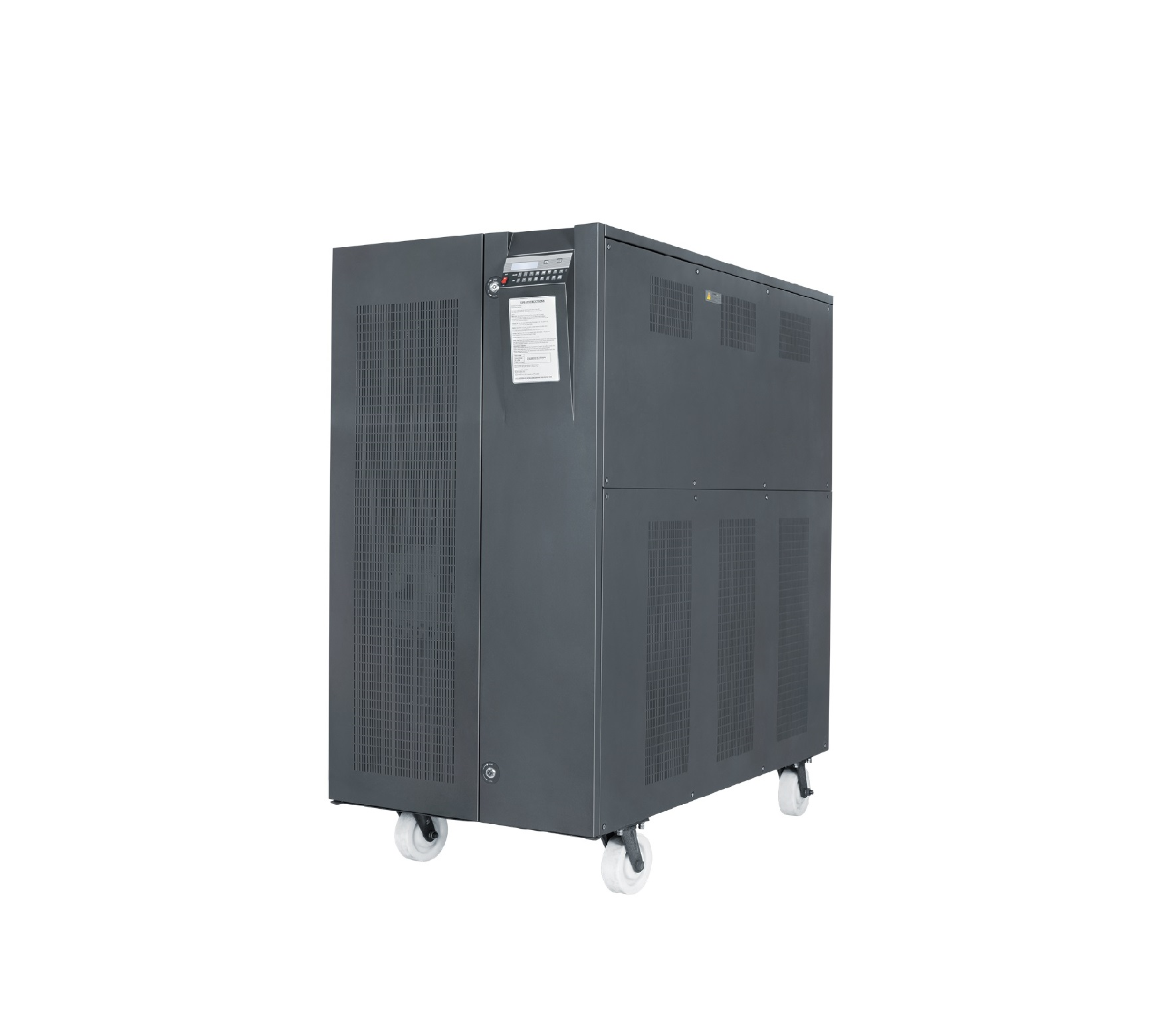 PFC-301 Online UPS   Autoronica   3 Phase input and 1 Phase output Online UPS manufacturer in Panchkula, Single Phase UPS dealer in Panchkula, 3 Phase output Online UPS manufacturer in Chandigarh, Three Phase UPS d - GLK3414