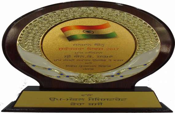 WOODEN 67  , Wooden trophy manufacturer in Chandigarh
