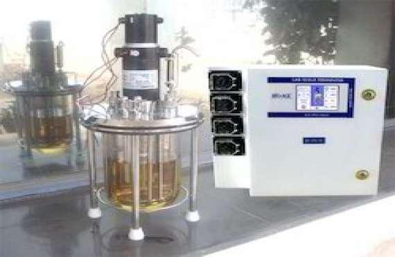 Lab Fermenter | Bio Age Equipment & services  | Lab Fermenter Supplier in Chandigarh  - GLK2520
