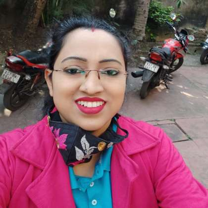 Ms. Sudeshna, online geography classes, online social science classes