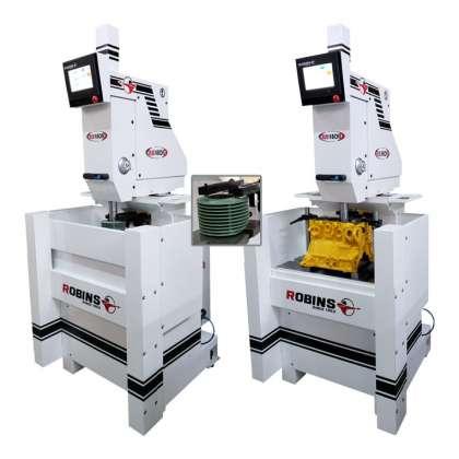 Van Norman Machine(India) Pvt. Ltd, Valve Refacer, Valve Refacers, Valve Guide Machining, Cylinder Head Machining