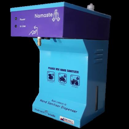 Automatic Hand Sanitizer Dispenser | Autoronica |  Autormatic Hand Sanitizer Dispenser manufacturer in Panchkula, Touchless Hand Sanitizer Dispenser dealer in Panchkula, Contactless Hand Sanitizer Dispenser manufacturer in Baddi - GLK3433