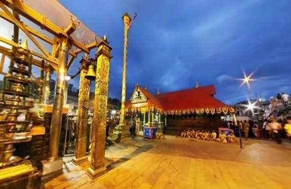 Bangalore to Sabarimala Temple | GetMyCabs +91 9008644559 | innova crysta outstation bangalore - GLK2467