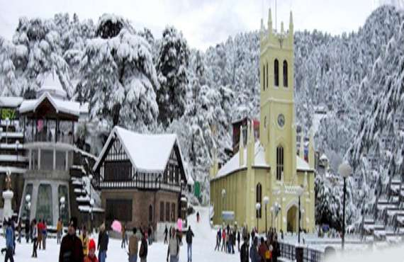 SHIMLA- MANALI ITINERARY Tour, chandigarh to manali tour and packages