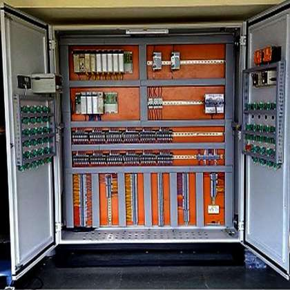 PLC Panel, PLC Panel manufacturer in mohali