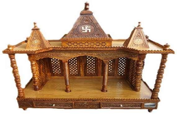 Wooden Mandir, Wooden Mandir manufacturer in Zirakpur, Wooden Mandir manufacturer in Baltana, Wooden Mandir Dealer in Zirakpur, Wooden Mandir dealer in Baltana