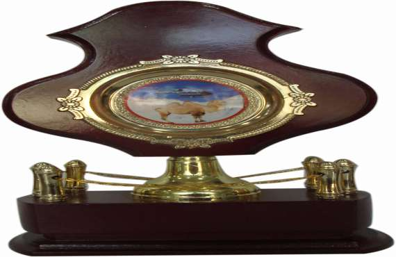WOODEN 505, wooden trophy manufacturer in zirakpur