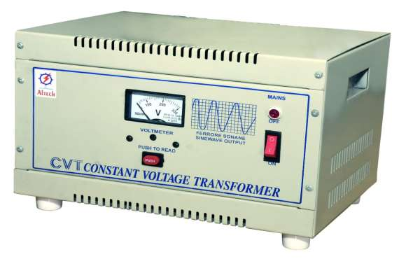 CVT Constant Voltage Transformer, CVT Constant Voltage Transformer manufacturer in Chandigarh