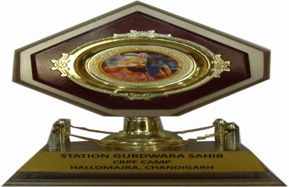 WOODEN 503, WOODEN TROPHY MANUFACTURER IN ZIRAKPUR