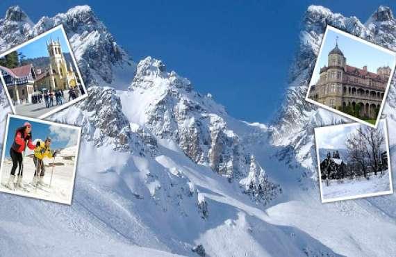 Chandigarh To Shimla, Chandigarh To Shimla tour services