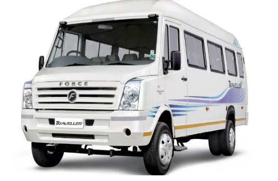 Tempo Traveler 12+1 Non-A/C  Rs.4,850/-*, Tempo Travelers In Bangalore