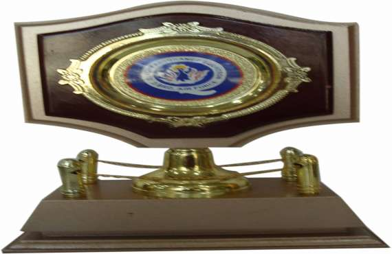 WOODEN 504 , Wooden trophy manufacturer in Chandigarh
