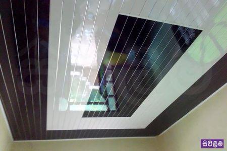 Commercial Pvc False Ceiling Vensai Global Pvt Ltd