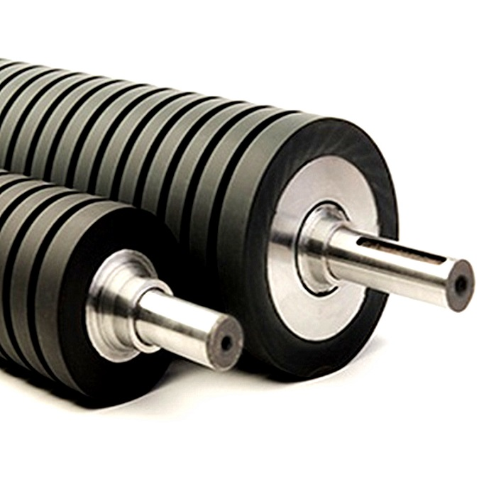 One of the biggest supplier and exporter of Rubber Roller in himachal  | Hi Tech Rolls | rubber roller manufacturer in himachal,  rubber roller repairing in himachal, rubber roller coating himachal, rubber roller new shaft,  - GL101439