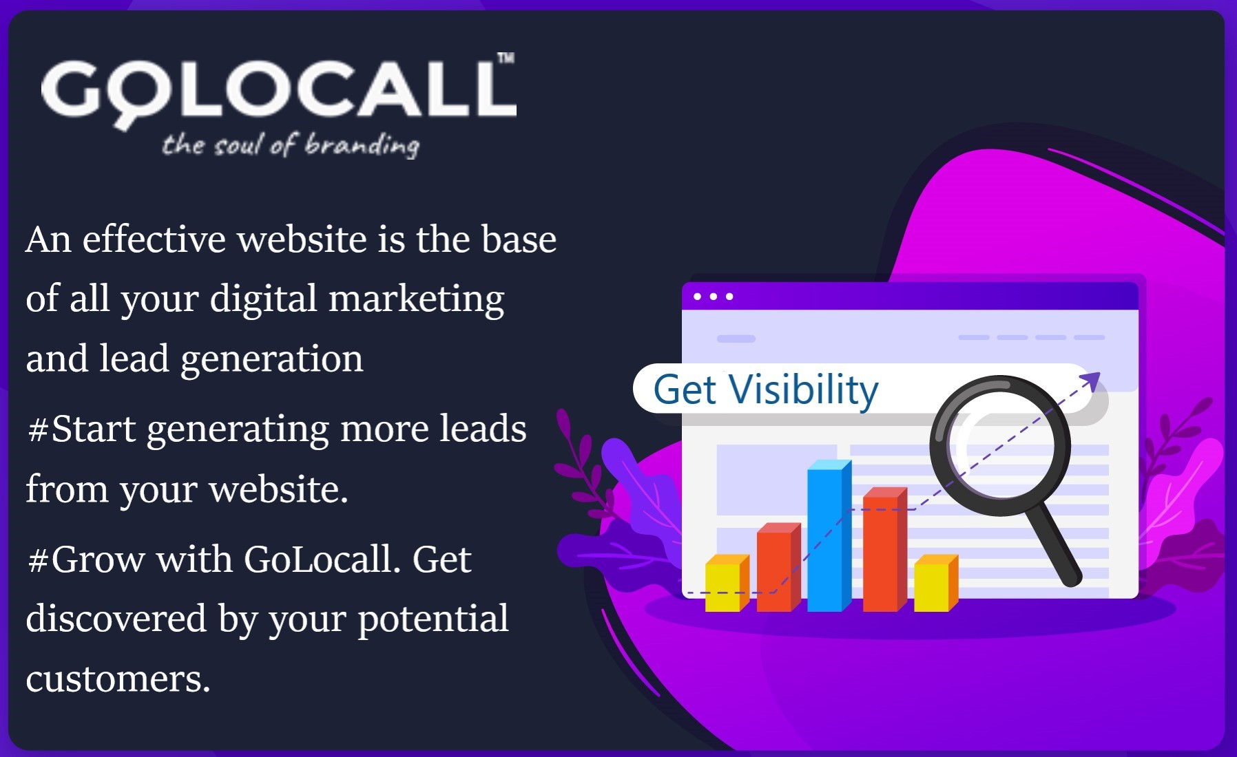 GoLocall Web Services Private Limited, Google Promotion In Delhi, Digital Marketing Companies In Delhi, SEO Experts In Delhi, Auto SEO In Delhi, Best SEO Company In Delhi, Best Business Promotion Company In Delhi, Online Marketing Company