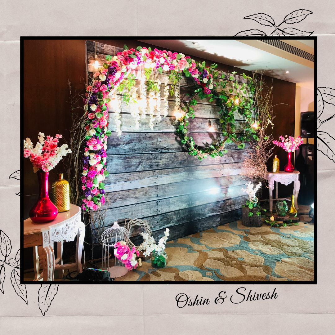 Justice Done With Rustic Theme!! | Urban Events | Justice Done with Rustic Theme - GL58214