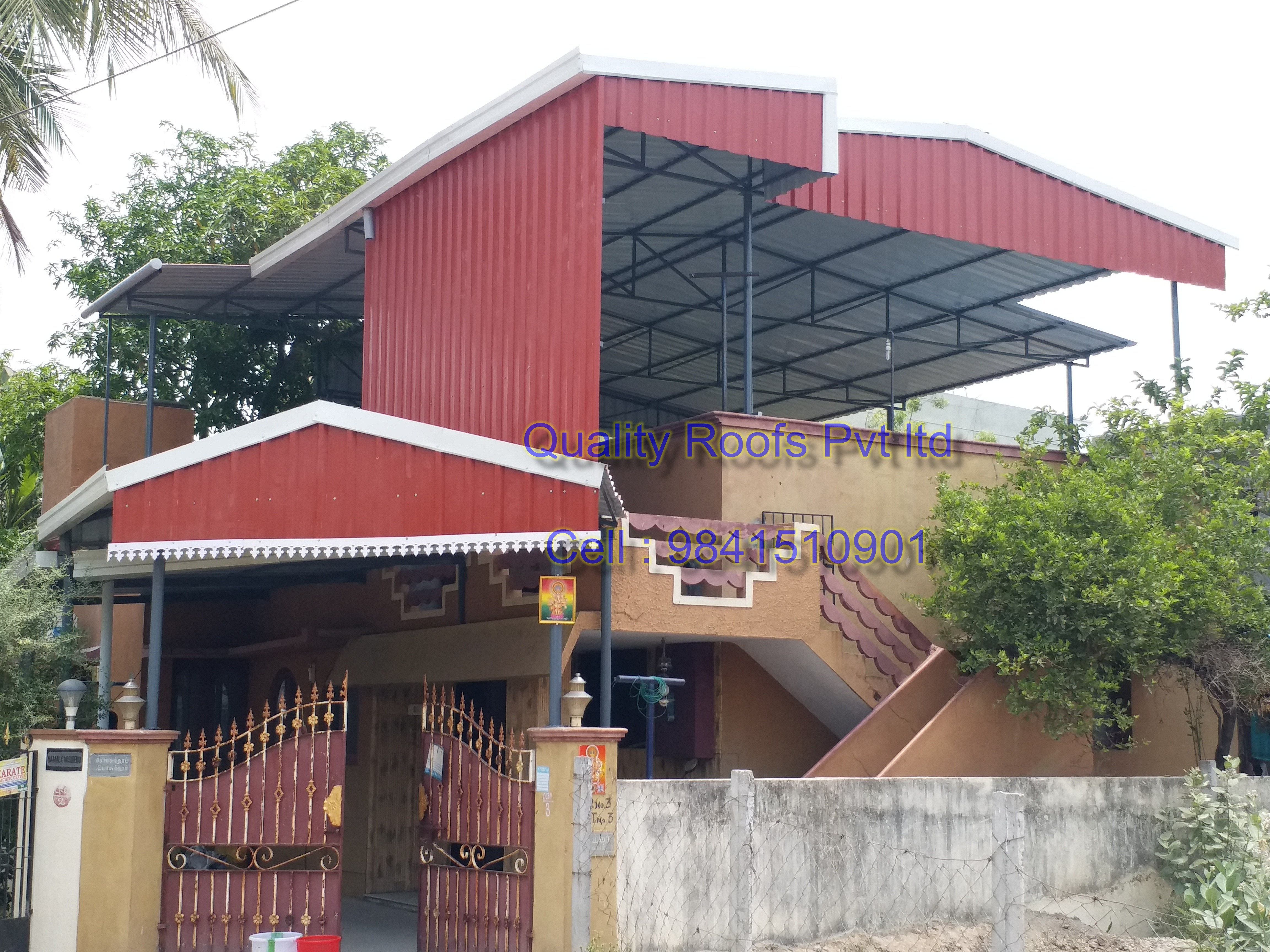 Quality Roofs Pvt Ltd, Roofing Services In Chennai, Roofing Shed Work In Chennai, Roofing Contractors Team In Chennai, Roofing Solution In Chennai, Roofing In Chennai