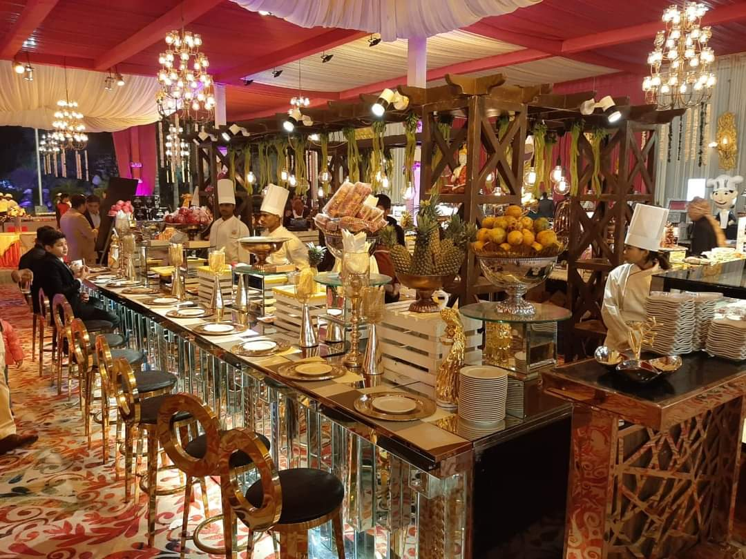 Red Tag Caterers, Luxury catering services in Chandigarh