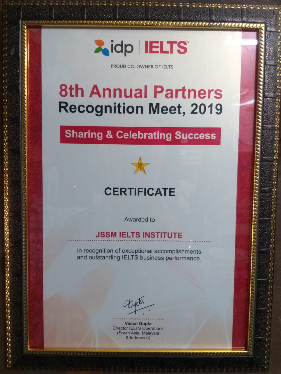 JSSM BEST IELTS, PTE & CELPIP COACHING INSTITUTE IN KHARAR | JSSM Best IELTS,PTE Spoken English institute | #awarded IELTS coaching institute  # best ielts institute in this area #awarded by idp - GL41677