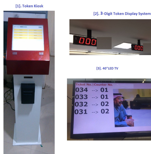 Token kiosk management system mobile no 9890698284 by for Window manufacturers near me