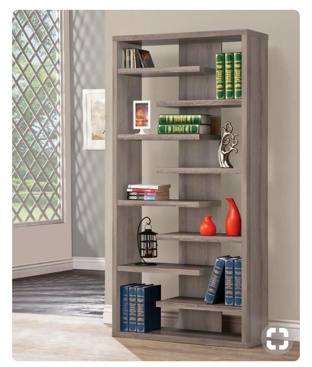 Lucky Furniture, Modern book shelves in Zirakpur, wooden book rack design in zrk, book shelf almirah, wall book shelf, bookshelf on wall, simple bookshelf design