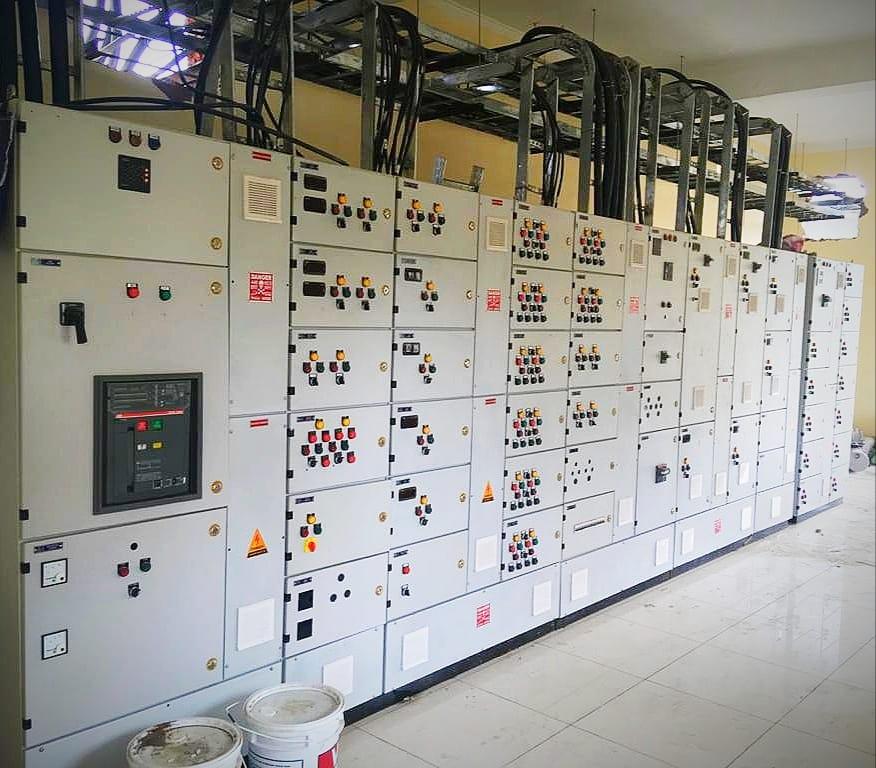 PCC CUM APFC PANEL  | Helical Engineers | Electrical panel in Mohali , Electrical Automation in Mohali  - GL99800