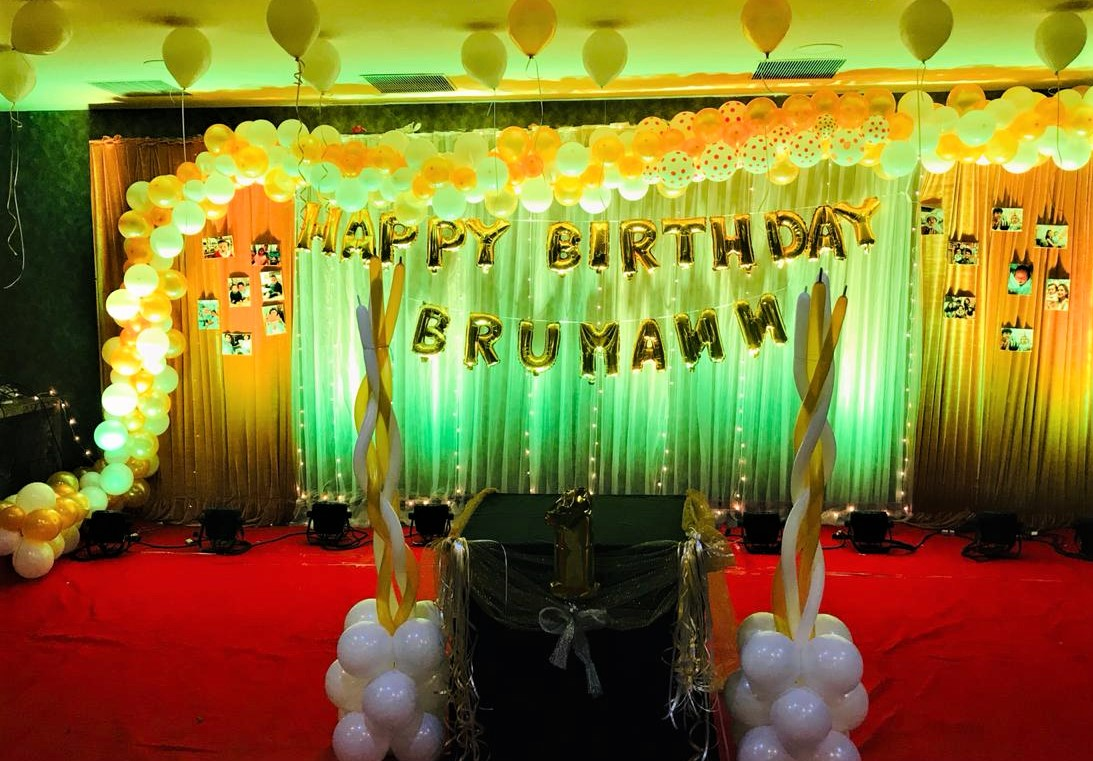 Urban Events, # customised theme birthday, # event decor in  Pune, # party planner in Viman Nagar.