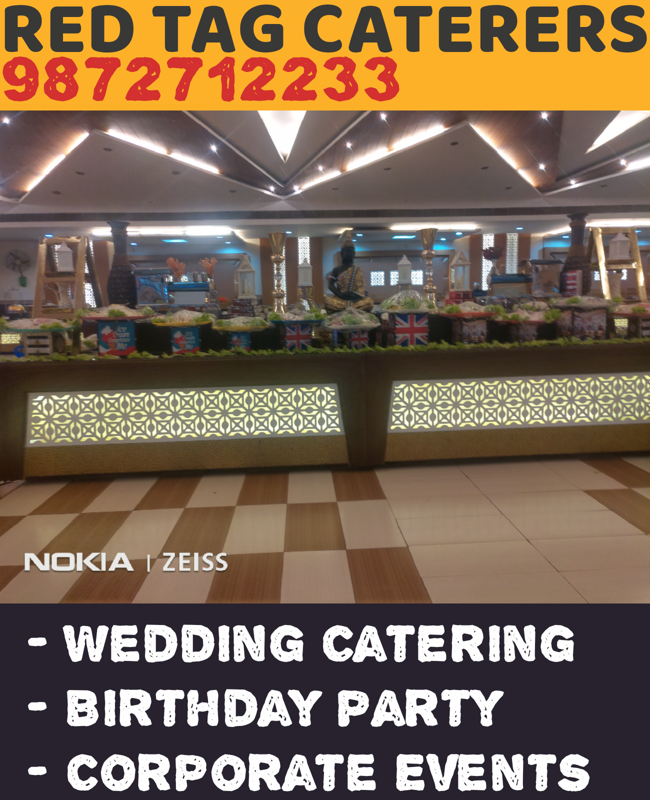 First step is choose your date and stick it with the Caterers in panchkula | Red Tag Caterers | Best wedding planner in panchkula - GL76494