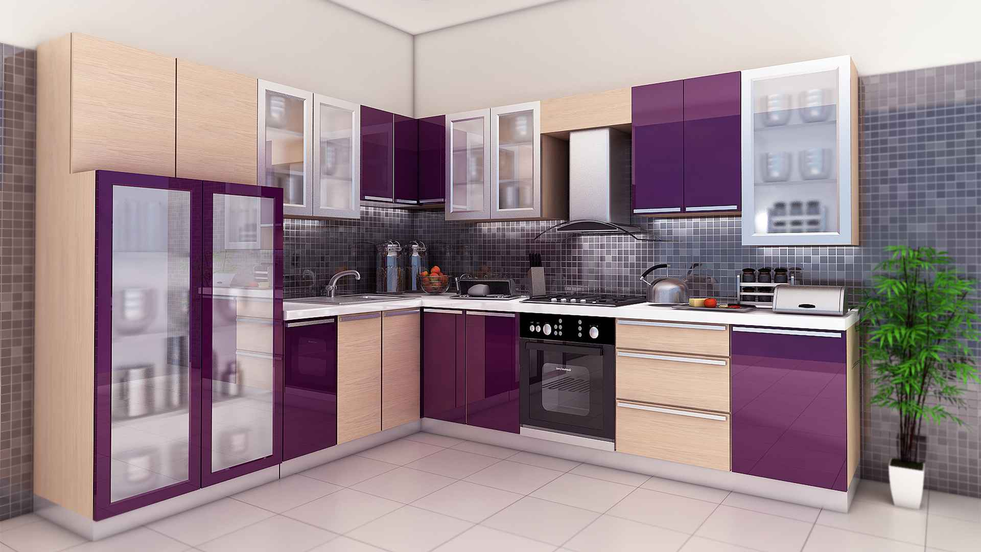 Modular Kitchen Designer In Chennai Magnum Interiors Best Kitchen Dealers In Chennai Modular Kitchen