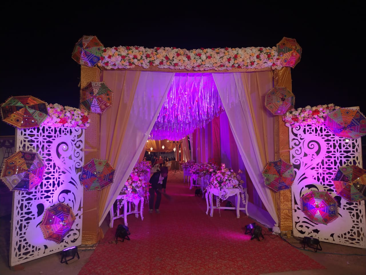 Expert outdoor catering in chail | Red Tag Caterers | Wedding catering services in chain,destination wedding place in chail himachal Pradesh.luxury outdoor catering in chail himchal - GL42680