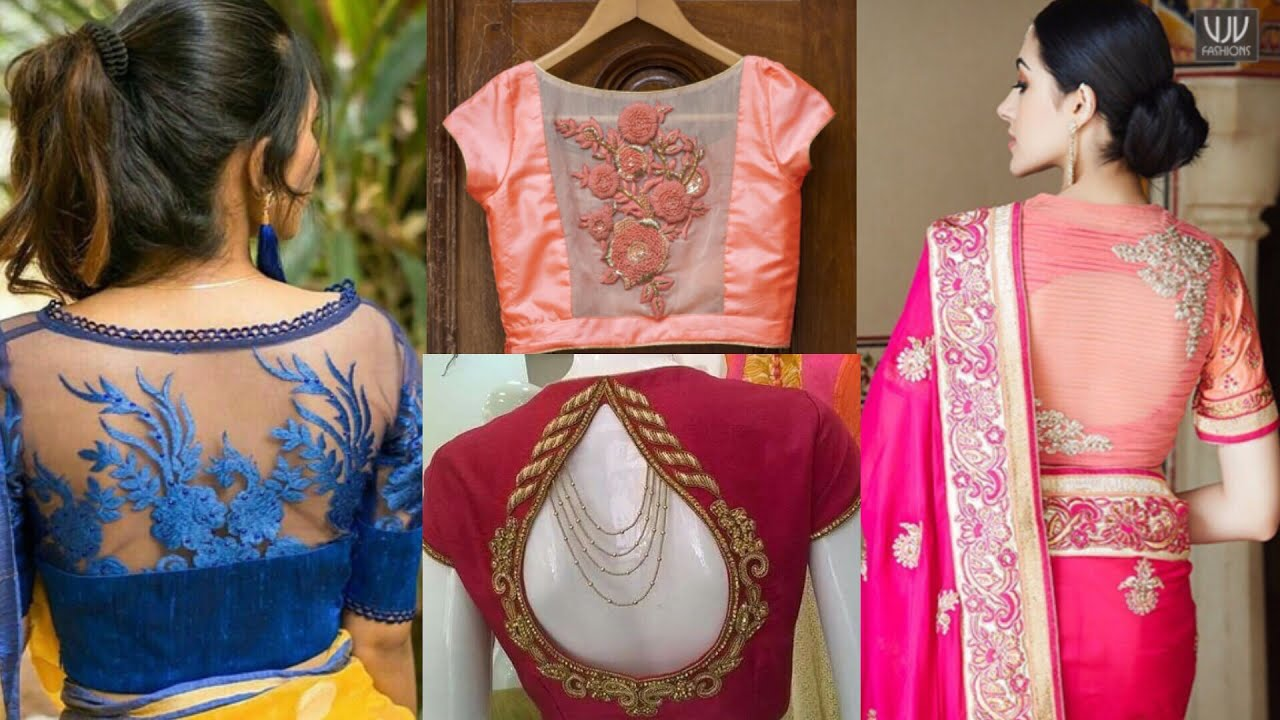 FANCY READYMADE BLOUSE, Mobile No.:9849119621 by: Designer ...