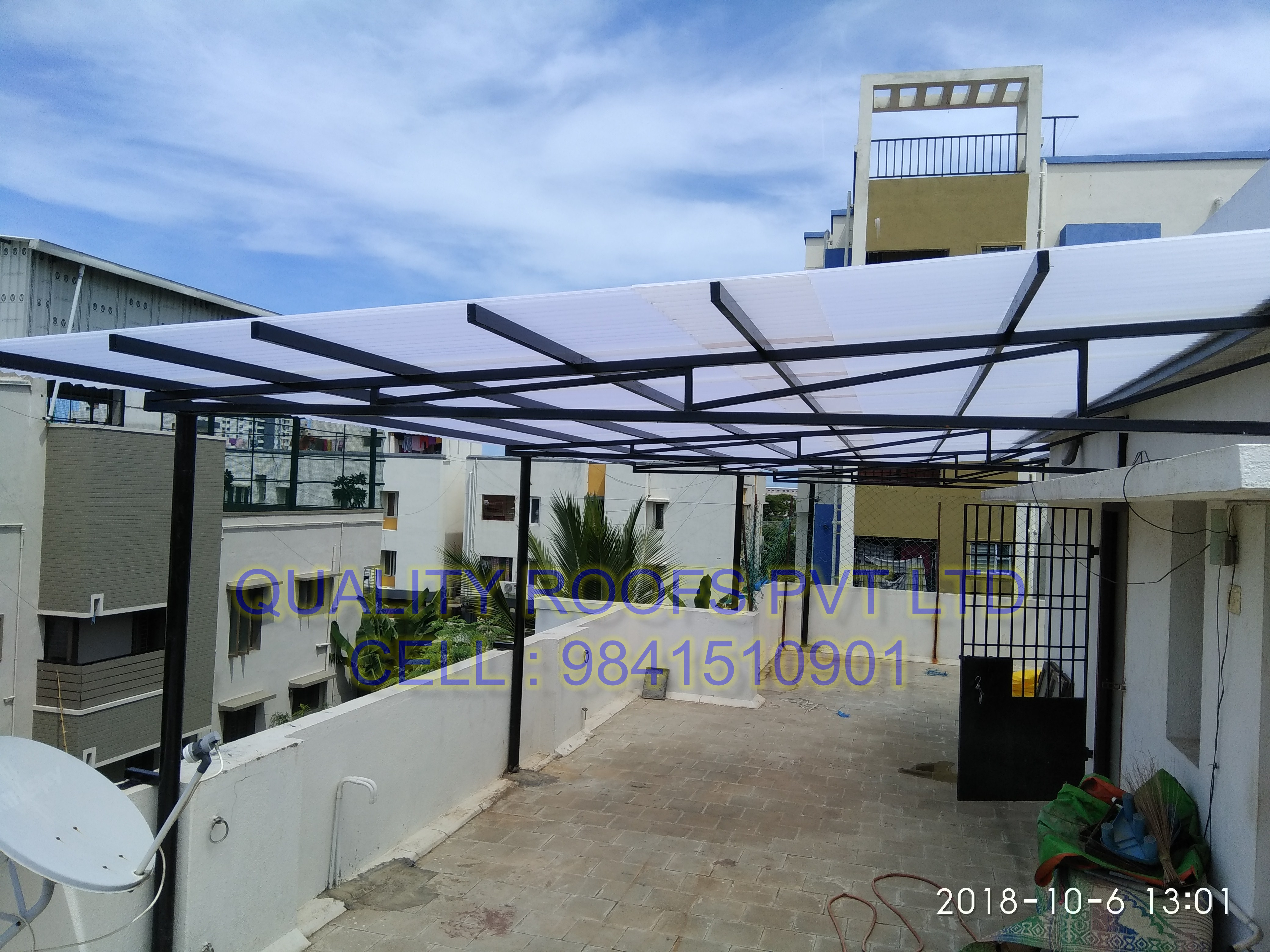 Quality Roofs Pvt Ltd, Metal Roofing Services In Chennai, Roofing Shed Work In Chennai, Roofing Sheet Installation In Chennai, Metal Roofing Chennai, Polycarbonate Roofing Chennai