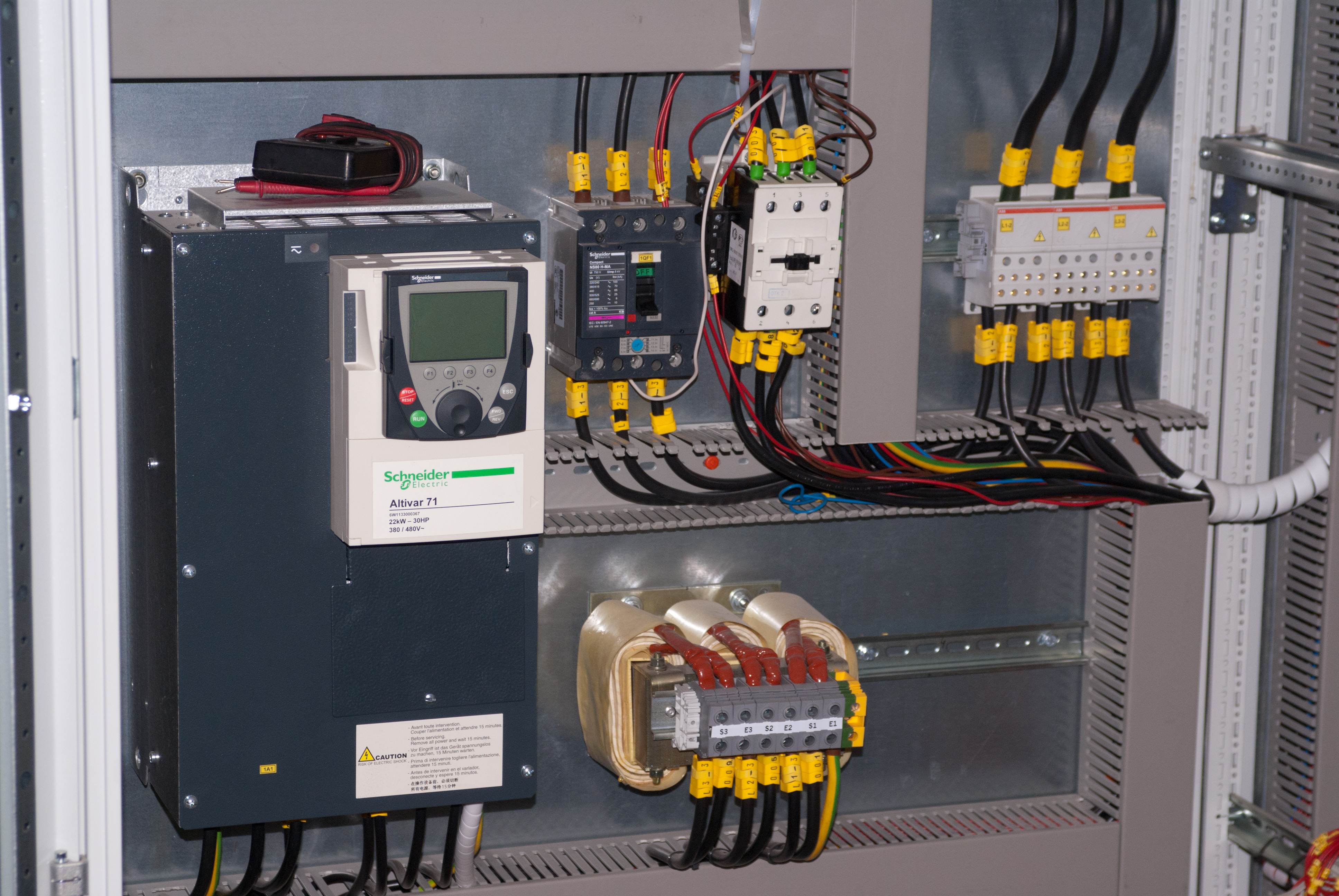 Luxury Vfd Starter Wiring Diagram Festooning Electrical and Wiring