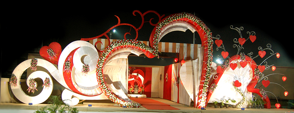 Reception decoration in chennai mobile no 9940635964 by for Balloon decoration in pune