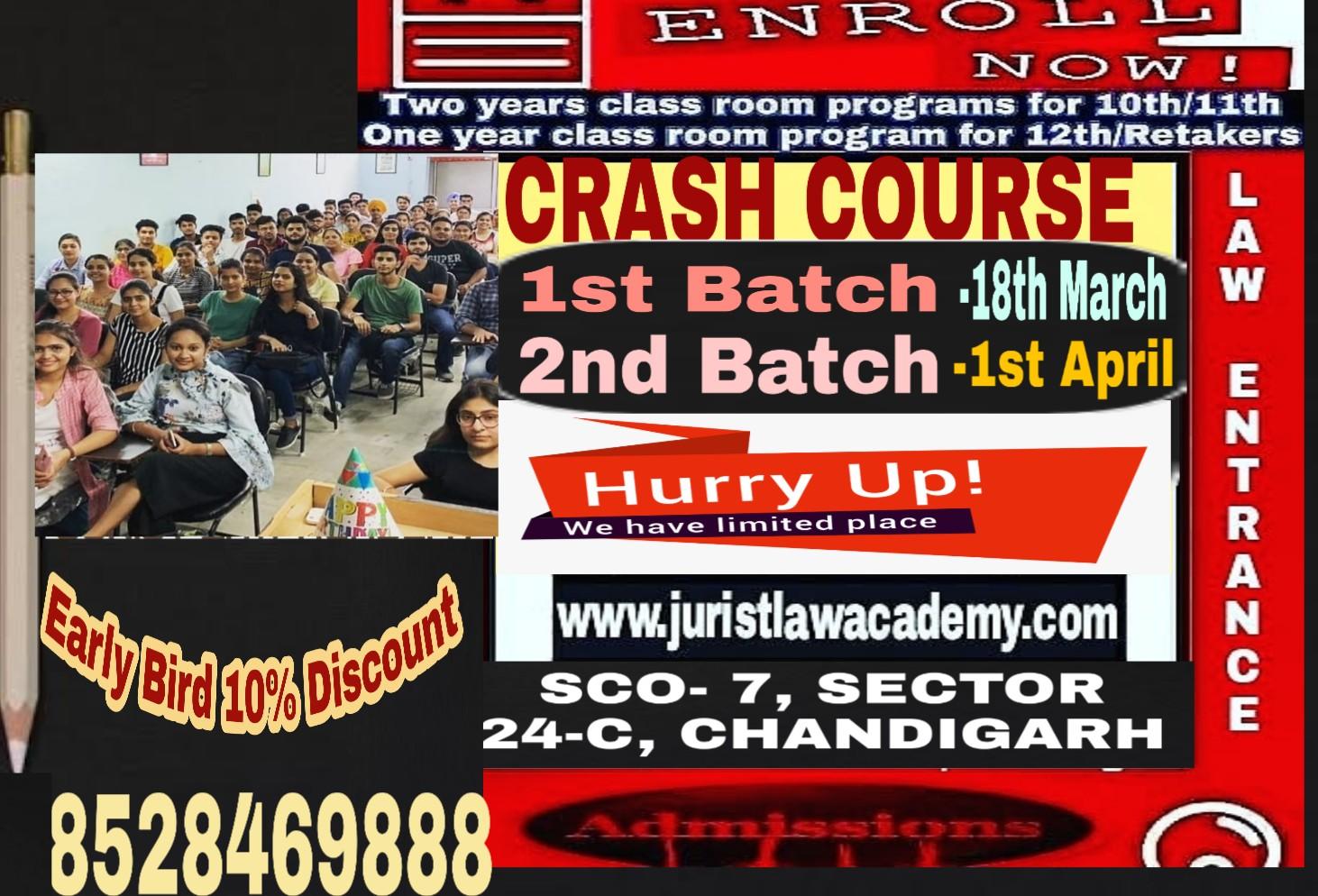 JURIST LAW ACADEMY, clat coaching in Chandigarh, best law entrance coaching in Chandigarh, best clat coaching institute in Chandigarh, best clat coaching in Chandigarh, best clat exam coaching in Chandigarh, best clat