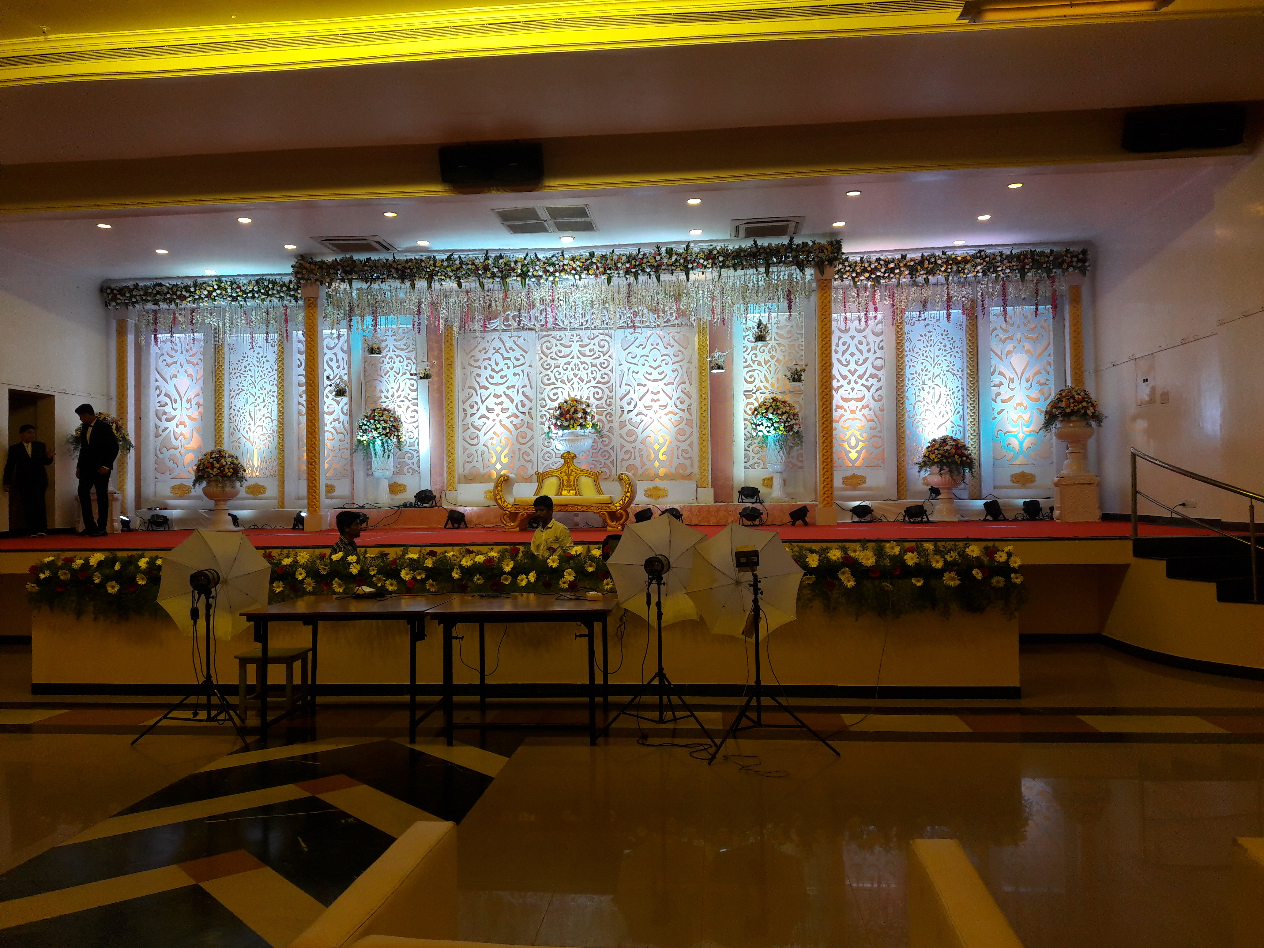 St George School Ground Marriage Decorations In Chennai Mobile No