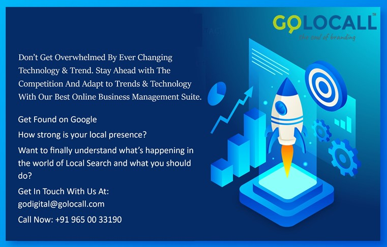 Serving Businesses With Technology | GoLocall Web Services Private Limited | Google Promotion In Delhi, Business Promotion In Delhi, SEO Experts In Delhi, Digital Marketing In Delhi, Website Promotion In Delhi, Website Ranking In Delhi,  - GL44514