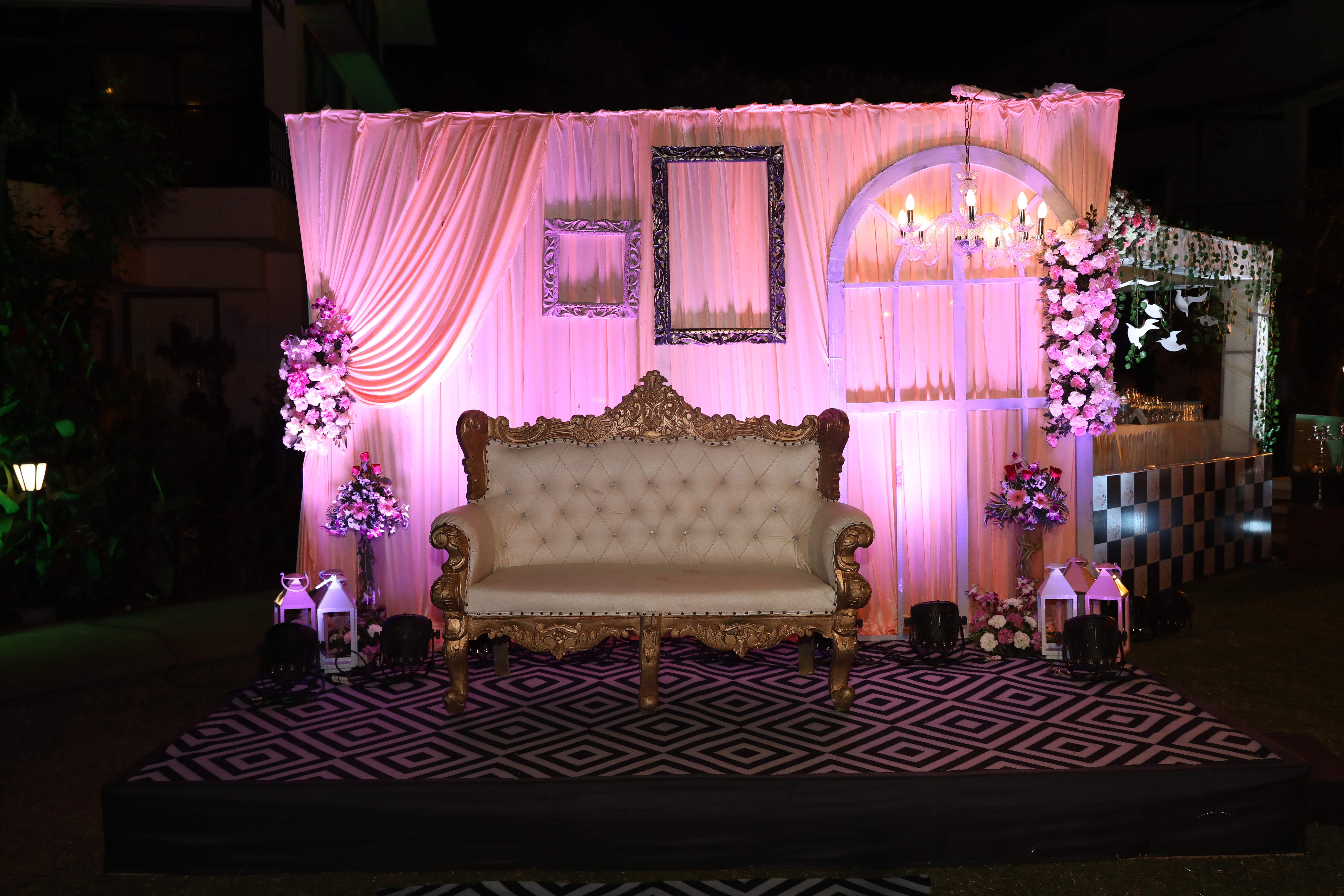 Couple Lounge | Urban Events | Wedding planners in pune, wedding organisers in pune, wedding stage decor, sangeet decor in pune, couple lounge decor, wedding planners in nashik, wedding planners sin goa, event planners in pune,     - GL101677