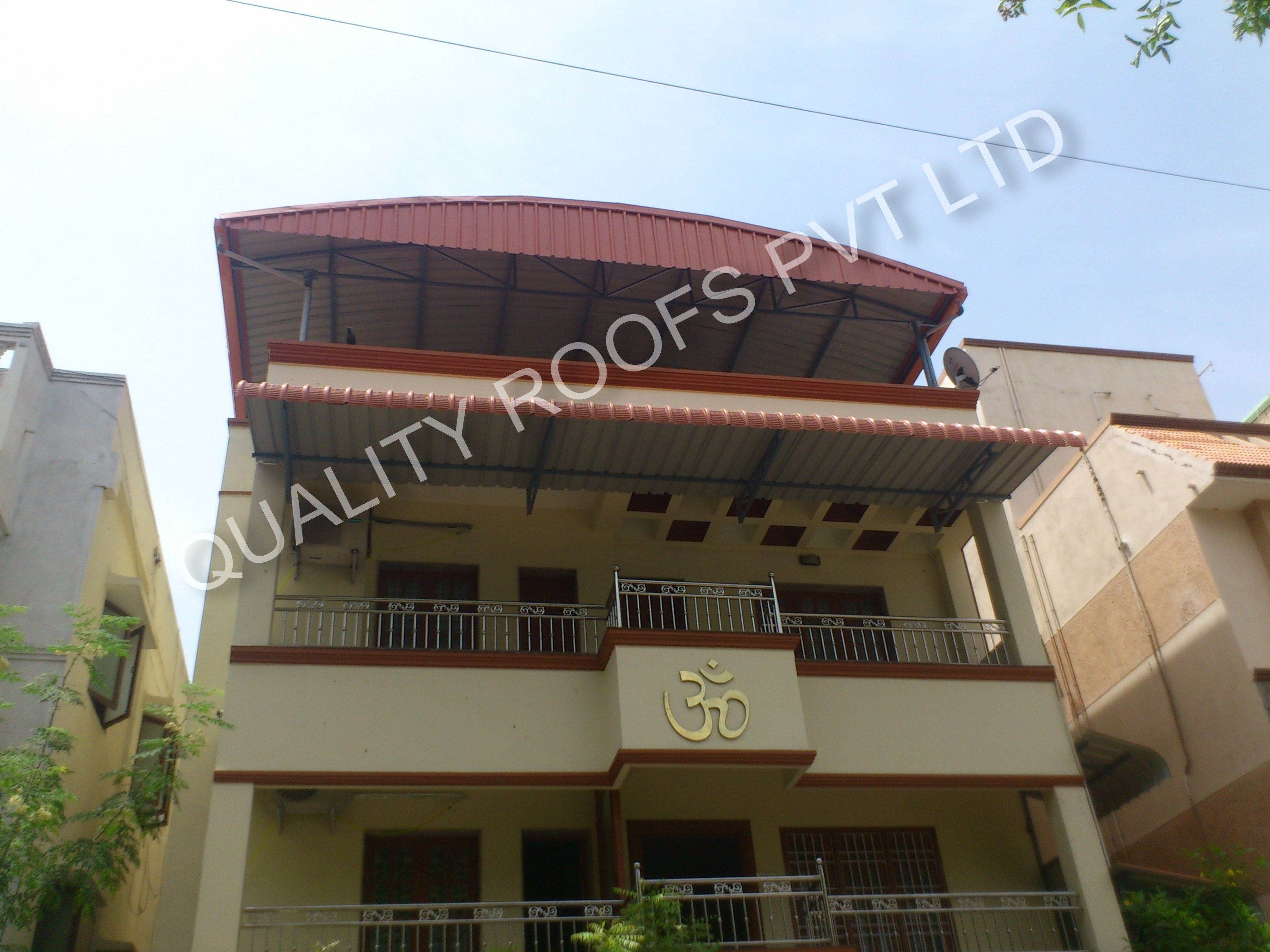 Terrace Roofing Contractors In Chennai | Quality Roofs Pvt Ltd | Terrace Roofing Contractor In Chennai,Industrial Roofing In Chennai,Roofing Conractors In Chennai,Terrace Shed work In chennai,Terrace Shed Contractors In Chennai - GL57389