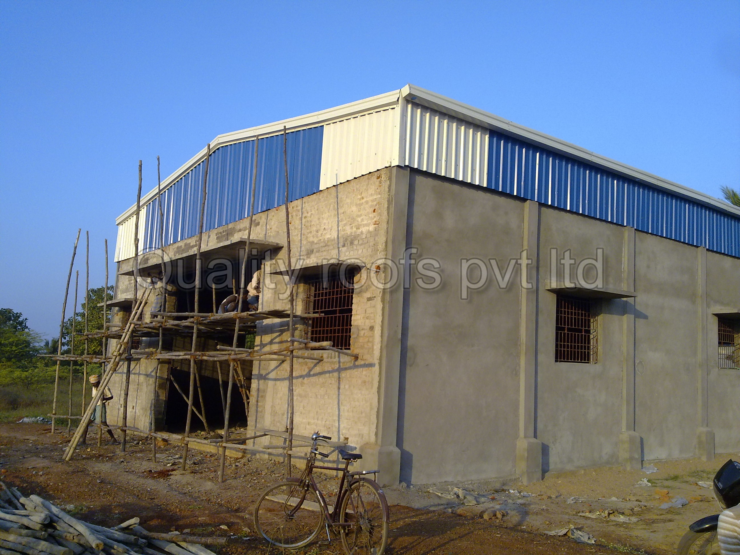 Quality Roofs Pvt Ltd, Metal Roofing Constructions In Chennai,Industrial Roofing Contractors In Chennai,Terrace Roofing Contractors In Chennai,Metal Roofing Contractors In Chennai