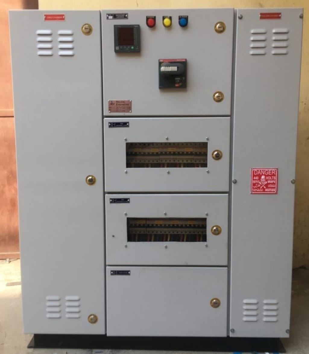 Distribution and Metering Panel   Helical Engineers   Electrical panel in Mohali , Electrical Automation in Mohali  - GL99865