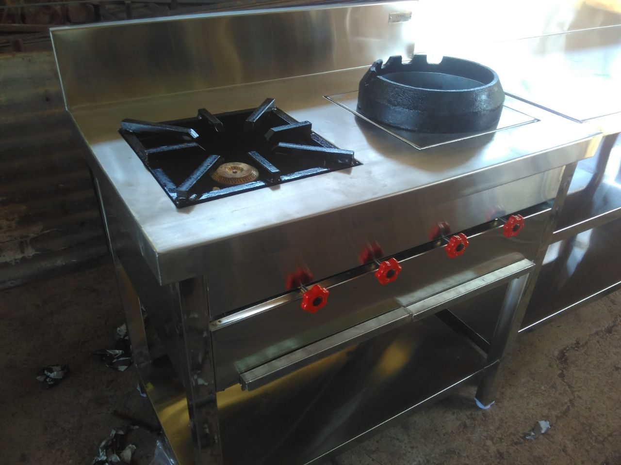 COOKING RANGE, Mobile No.:8437132444 by: Yash Projects ...