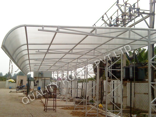 Quality Roofs Pvt Ltd, Polycarbonate Roofing Contractors In Chennai,Polycarbonate Roofing Services In Chennai,Polycarbonate Skylight Sheds In Chennai,Polycarbonate Car Parking Sheds In Chennai,Polycarbonate Transparent Shed