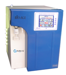 Bio Age Equipment & services , Best Water Purification System Dura Q Series .