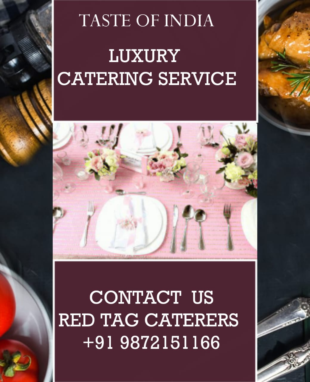 Red Tag Caterers, top caterers in mohali, best cateres in mohali, famous catering companies in mohali, catering companies in mohali, indoor and outdoor catering service in mohali